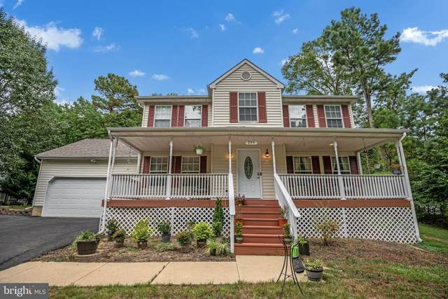285 Hilltop Road, LUSBY, MD 20657 (#MDCA2001172) :: Bruce & Tanya and Associates