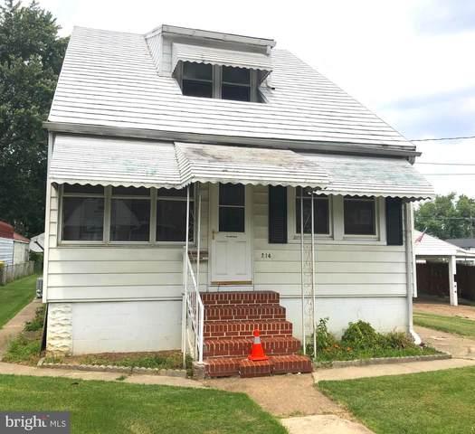 214 Orchard Avenue, BALTIMORE, MD 21225 (#MDAA2005676) :: Jennifer Mack Properties