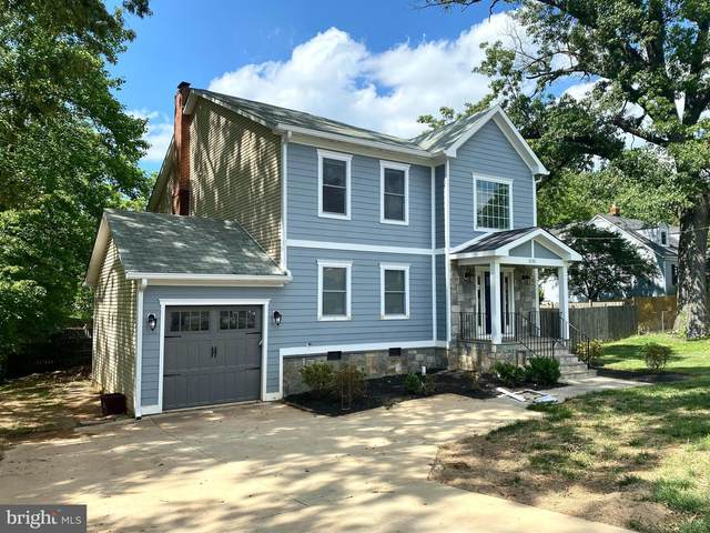 3282 Annandale Road, FALLS CHURCH, VA 22042 (#VAFX2012514) :: Hergenrother Realty Group