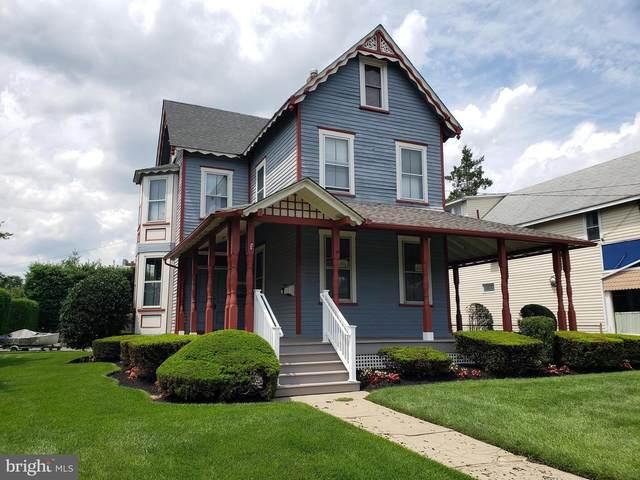 303 E Broad Street, PALMYRA, NJ 08065 (#NJBL2004240) :: McClain-Williamson Realty, LLC.