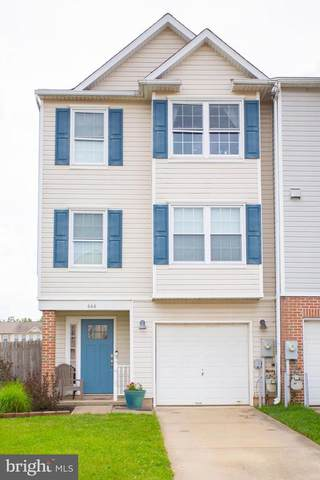 666 Hunting Fields Road, BALTIMORE, MD 21220 (#MDBC2006216) :: New Home Team of Maryland