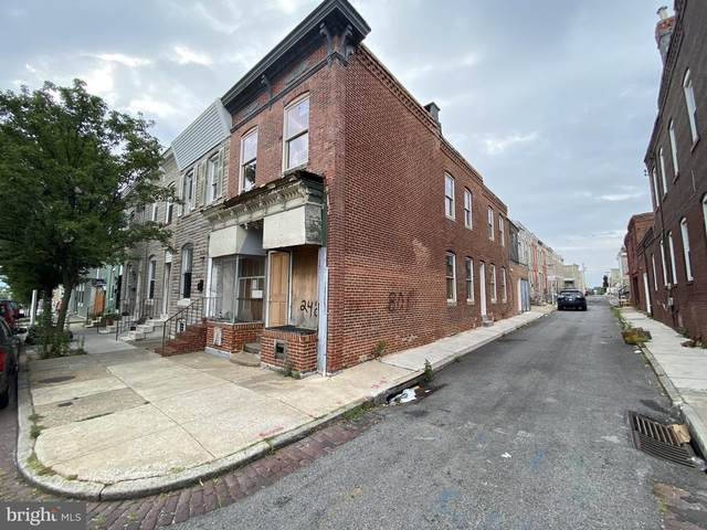 2427 Mcelderry Street, BALTIMORE, MD 21205 (#MDBA2006716) :: Dart Homes