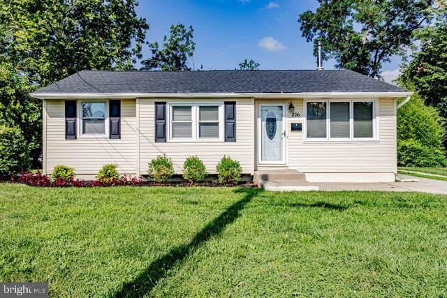 206 Miller Avenue, LAWNSIDE, NJ 08045 (#NJCD2004080) :: Rowack Real Estate Team