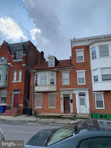 216 S Duke Street, YORK, PA 17401 (#PAYK2003568) :: Talbot Greenya Group