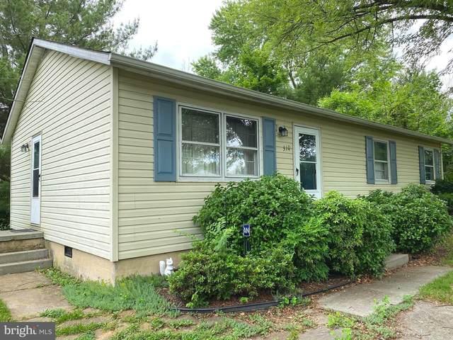 310 Crest Circle, WINCHESTER, VA 22602 (#VAFV2000988) :: Corner House Realty