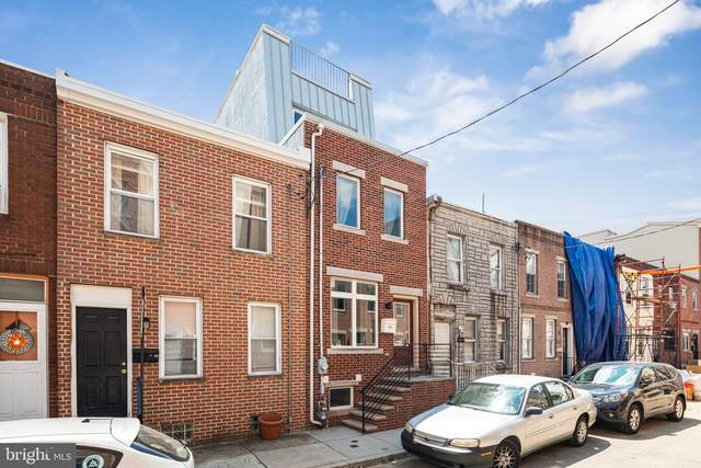 1518 Manton Street, PHILADELPHIA, PA 19146 (#PAPH2016616) :: Hergenrother Realty Group