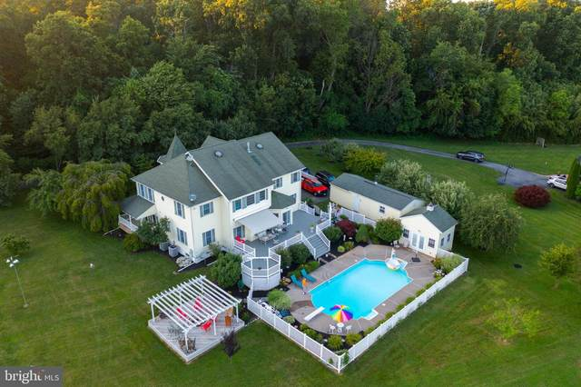 121 Holy Cross Road, STREET, MD 21154 (#MDHR2002126) :: Jodi Reineberg, Monti Joines, and Donna Troupe Team