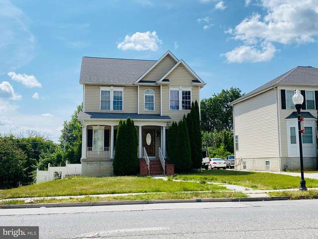 2600 Garrison Boulevard, BALTIMORE, MD 21216 (#MDBA2006746) :: Hergenrother Realty Group