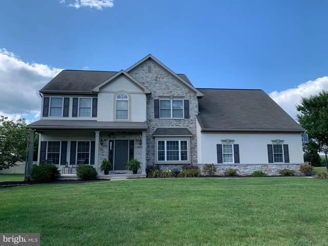 117 Augusta Drive, ANNVILLE, PA 17003 (#PALN2000886) :: Flinchbaugh & Associates