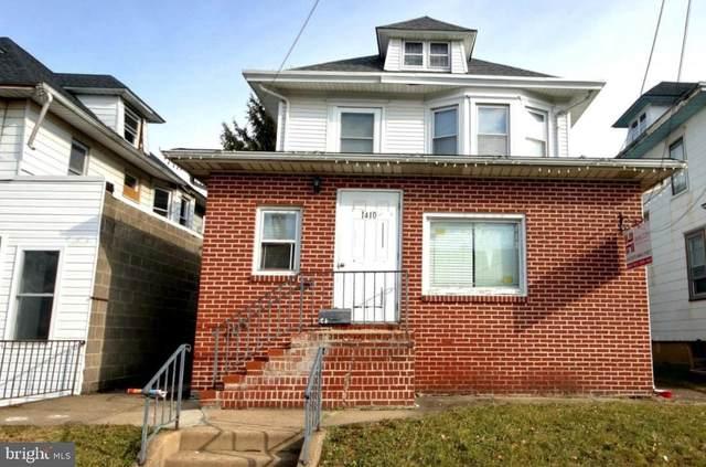1410 S Broad Street, TRENTON, NJ 08610 (MLS #NJME2003012) :: The Dekanski Home Selling Team