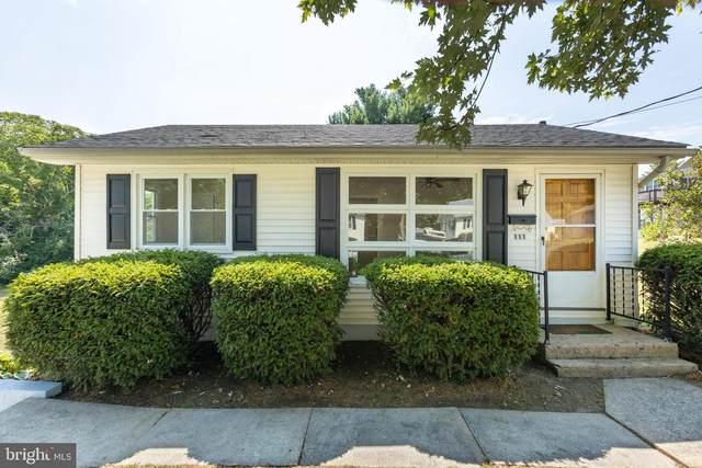 111 S Lee Street, WOODSTOCK, VA 22664 (#VASH2000546) :: Great Falls Great Homes