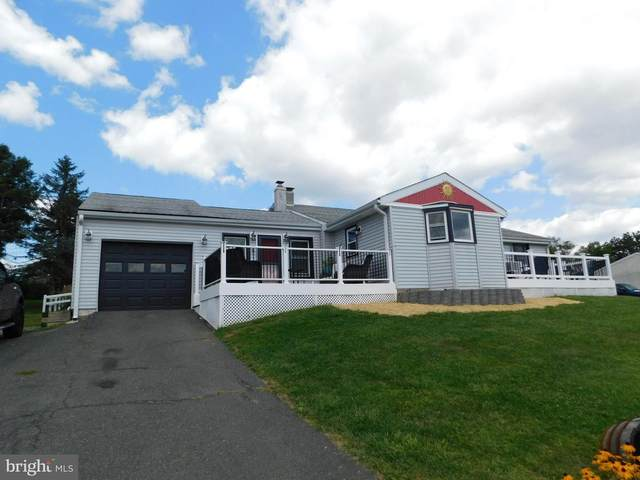 555 Swamp Creek Road, BECHTELSVILLE, PA 19505 (MLS #PABK2002476) :: Kiliszek Real Estate Experts