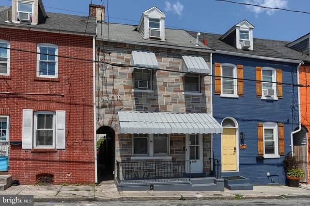 609 Poplar Street, LANCASTER, PA 17603 (#PALA2003040) :: RE/MAX Main Line