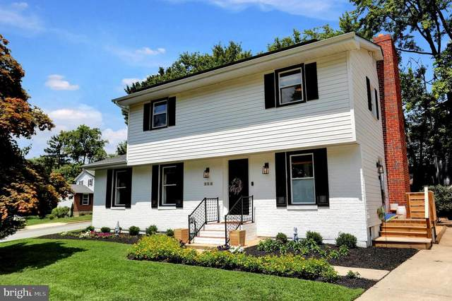 906 Farmstead Road, COCKEYSVILLE, MD 21030 (#MDBC2006256) :: Jennifer Mack Properties