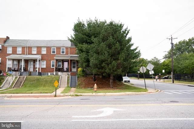 300 Kane Street, BALTIMORE, MD 21224 (#MDBA2006764) :: Ultimate Selling Team