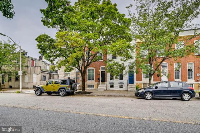 204 N Milton Avenue, BALTIMORE, MD 21224 (#MDBA2006768) :: Hergenrother Realty Group