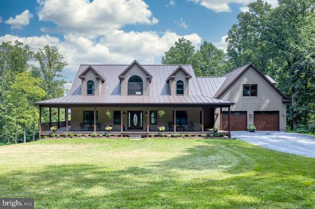 808 S Middle Road, TIMBERVILLE, VA 22853 (#VASH2000548) :: Great Falls Great Homes