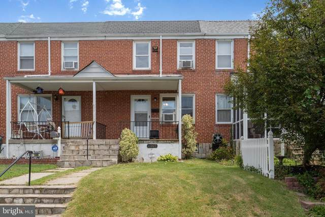 1007 Rockhill Avenue, BALTIMORE, MD 21229 (#MDBA2006788) :: Ultimate Selling Team