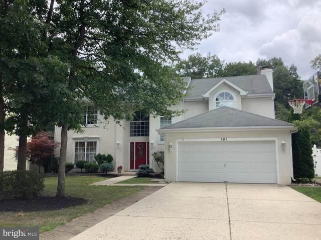 191 Breckenridge Drive, SICKLERVILLE, NJ 08081 (MLS #NJCD2004110) :: The Sikora Group