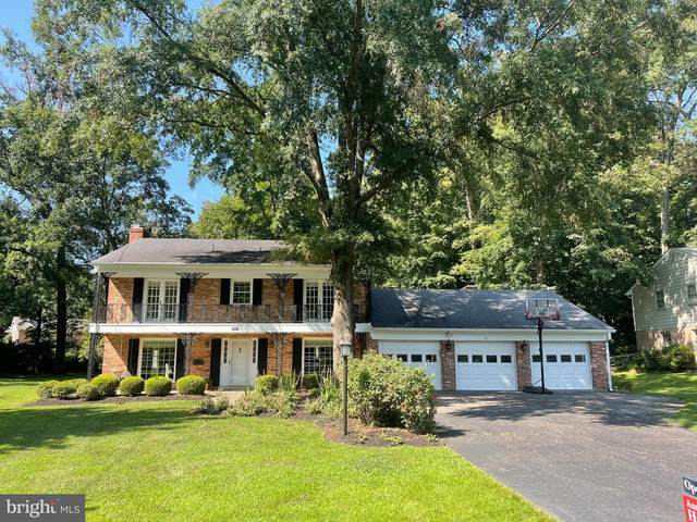 9004 Colesbury Place, FAIRFAX, VA 22031 (#VAFX2012658) :: Debbie Dogrul Associates - Long and Foster Real Estate