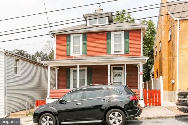 229 S 6TH Street, STEELTON, PA 17113 (#PADA2001968) :: The Paul Hayes Group   eXp Realty