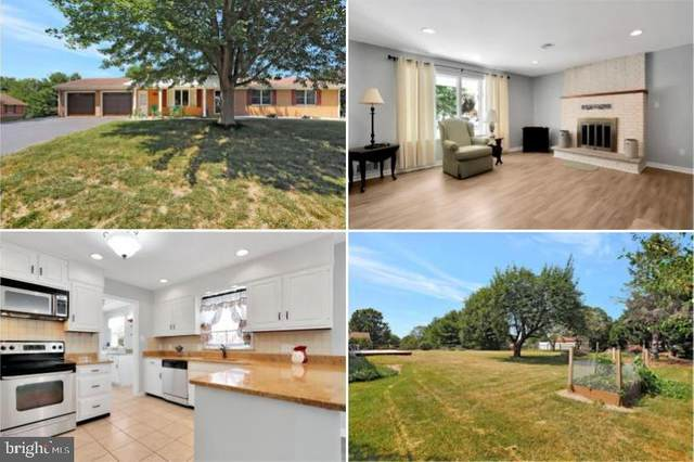17822 Bluebell Drive, HAGERSTOWN, MD 21740 (#MDWA2001258) :: Jennifer Mack Properties