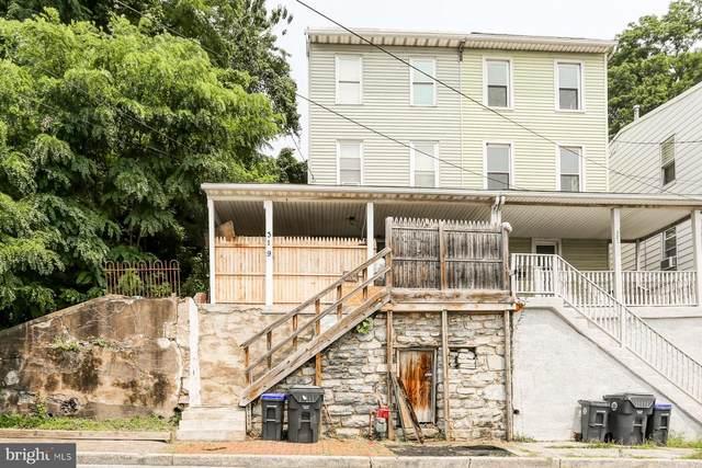 319 S 3RD Street, STEELTON, PA 17113 (#PADA2001982) :: The Joy Daniels Real Estate Group