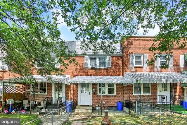 2318 Berryhill Street, HARRISBURG, PA 17104 (#PADA2001986) :: Ramus Realty Group