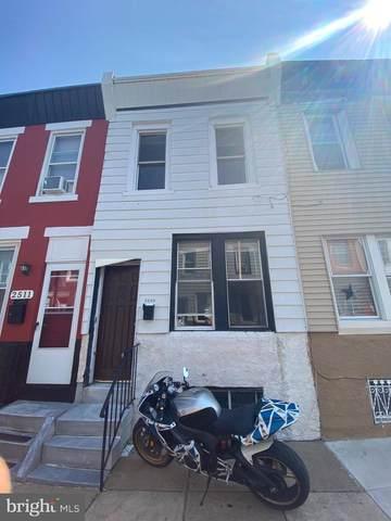 2513 E Auburn Street, PHILADELPHIA, PA 19134 (#PAPH2016820) :: Talbot Greenya Group