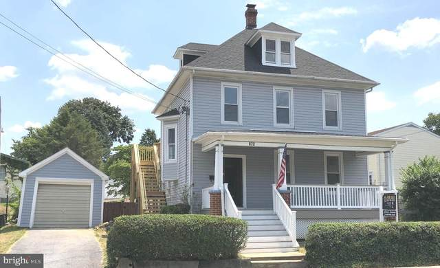 672 Virginia Avenue, HAGERSTOWN, MD 21740 (#MDWA2001264) :: Great Falls Great Homes