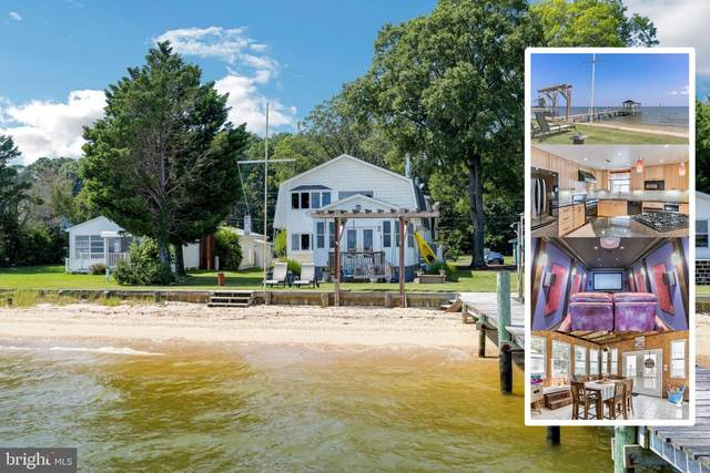 38459 Bayview Road, COLTONS POINT, MD 20626 (#MDSM2001138) :: ExecuHome Realty