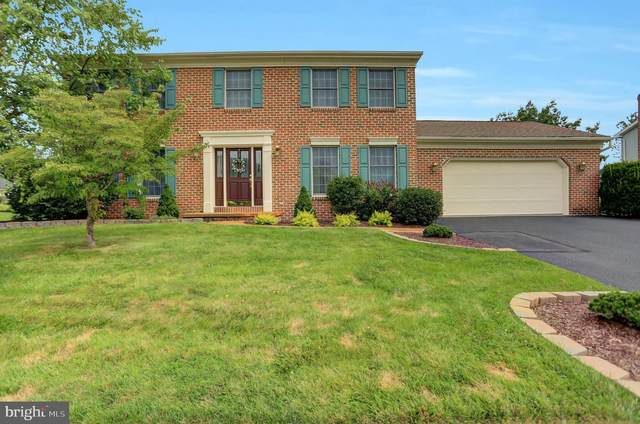 3900 Leyland Drive, MECHANICSBURG, PA 17050 (#PACB2001878) :: The Paul Hayes Group   eXp Realty