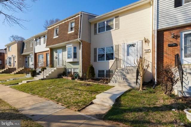 1408 Cottonwood Court, WOODBRIDGE, VA 22191 (#VAPW2004952) :: The Maryland Group of Long & Foster Real Estate