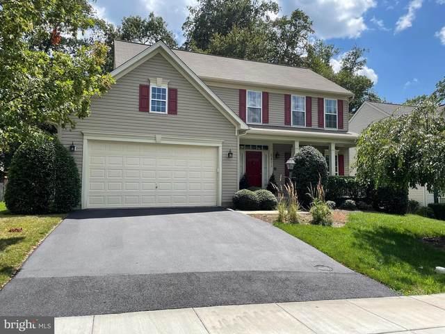 6475 Saddlebrook Lane, FREDERICK, MD 21701 (#MDFR2003420) :: New Home Team of Maryland
