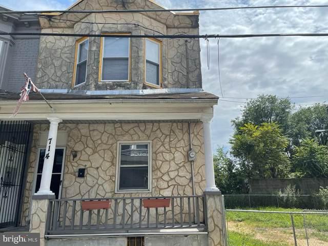 714 Grant Street, CAMDEN, NJ 08102 (#NJCD2004140) :: Keller Williams Real Estate
