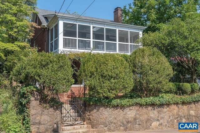 435 NE 3RD ST, CHARLOTTESVILLE, VA 22902 (#620679) :: Murray & Co. Real Estate