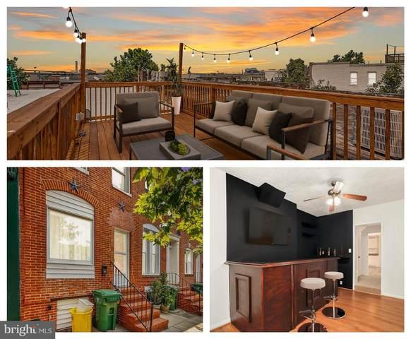 1603 S Hanover Street, BALTIMORE, MD 21230 (#MDBA2006834) :: Corner House Realty