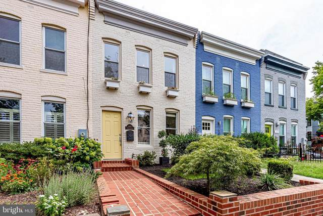 1505 Constitution Avenue NE, WASHINGTON, DC 20002 (#DCDC2007370) :: The Paul Hayes Group   eXp Realty