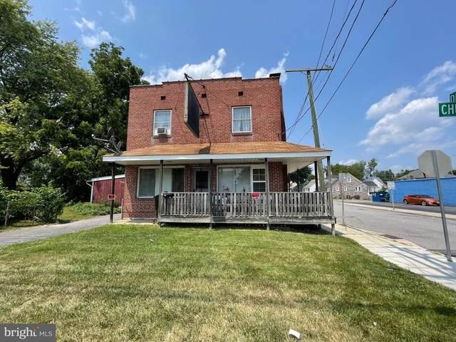 710 Church Street, BALTIMORE, MD 21225 (#MDAA2005798) :: Great Falls Great Homes