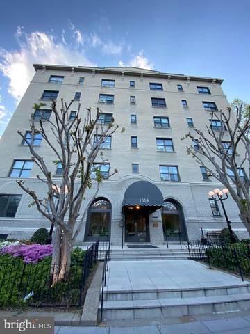 1514 17TH Street NW #503, WASHINGTON, DC 20036 (#DCDC2007386) :: Jennifer Mack Properties