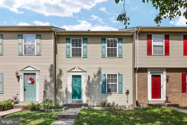 103 Georgetowne Court, STEPHENS CITY, VA 22655 (#VAFV2001012) :: Jacobs & Co. Real Estate