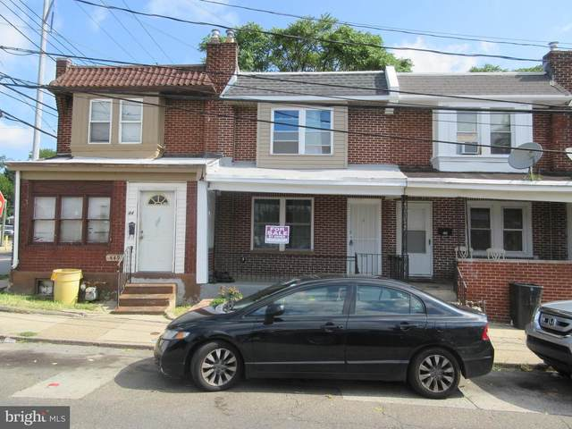 447 Darby Terrace, DARBY, PA 19023 (#PADE2004324) :: Century 21 Dale Realty Co