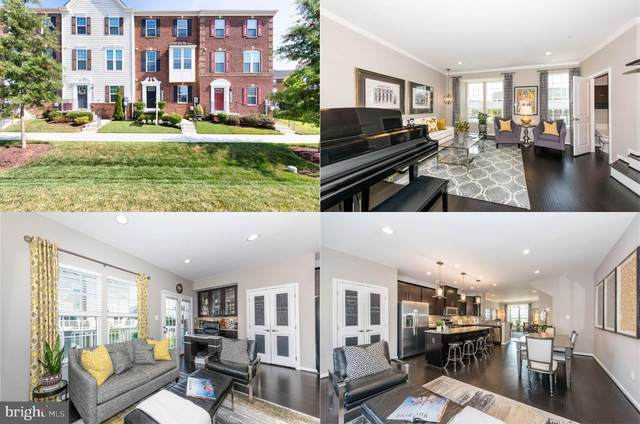 13403 Waterford Hills Boulevard, GERMANTOWN, MD 20874 (#MDMC2009260) :: The Maryland Group of Long & Foster Real Estate