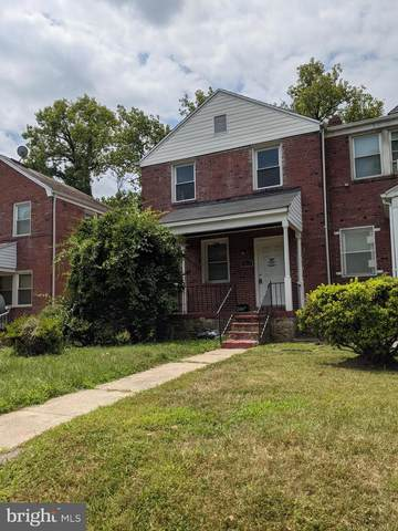 3014 Tioga Parkway, BALTIMORE, MD 21215 (#MDBA2006870) :: The Charles Graef Home Selling Team
