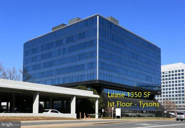 8133 Leesburg Pike #140, VIENNA, VA 22182 (#VAFX2012808) :: Jacobs & Co. Real Estate