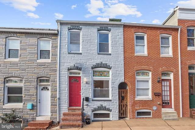 242 S Castle Street, BALTIMORE, MD 21231 (#MDBA2006884) :: New Home Team of Maryland