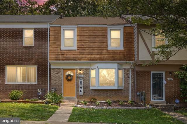 1222 Thomas Jefferson Place, FREDERICKSBURG, VA 22405 (#VAST2002074) :: The Paul Hayes Group | eXp Realty