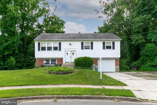 312 Heather Drive, MOUNT LAUREL, NJ 08054 (MLS #NJBL2004342) :: The Dekanski Home Selling Team