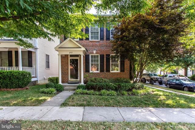 217 Highland Ridge Avenue, GAITHERSBURG, MD 20878 (#MDMC2009282) :: Shamrock Realty Group, Inc