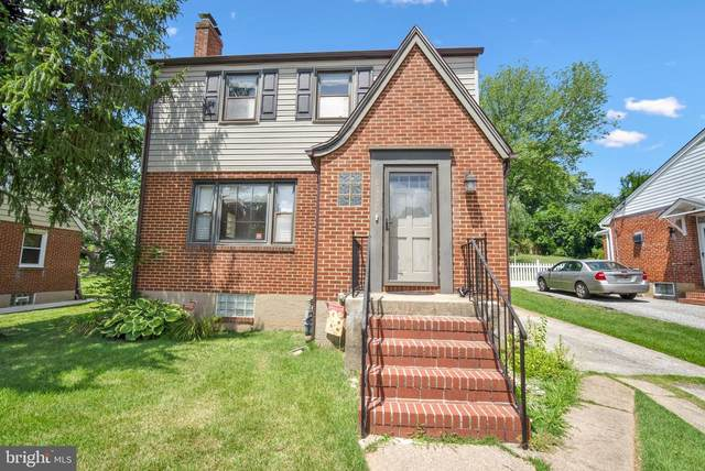 8118 Woodhaven Road, BALTIMORE, MD 21237 (#MDBC2006410) :: Cortesi Homes